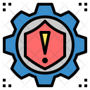 Mitigation Risk Guard Icon