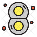 Mitosis Biology Cell Icon