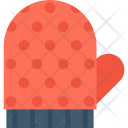 Glove Mitten Kitchen Icon