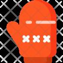 Mitten Gloves Icon