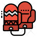 Mitten Mittens Protection Icon