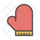 Mittens Gloves Protection Icon
