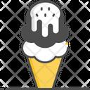 Mix Ice Cream Icon