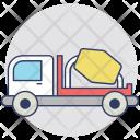 Mix Truck Icon