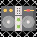 Mixer Player Cassette Icon