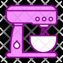 Mixer Restaurant Equipment Icon