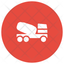 Mixer Vehicle Tranport Icon