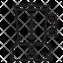 Mixer Grinder Blender Icon