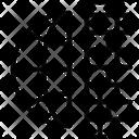 Web Firewall Wall Icon