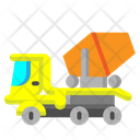 Mixer Machine Equipment Icon