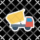 Mixer Vehicle Cargo Icon