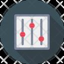 Setting Mixer Tuner Icon