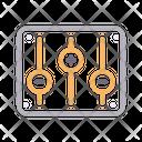 Mixer Control Setting Icon