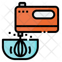 Mixer Electric Cooking Icon