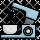 Mixer Kitchen Kitchenware Icon