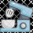 Mixer Blender Flour Icon
