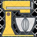 Mixer Blender Bowl Icon