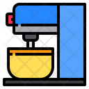 Mixer Kitchen Cooking Icon