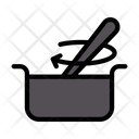 Cooking Mixing Spoon Icon