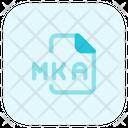 Mka File Icon