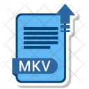 Mkv Extension File Icon
