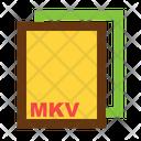 Mkv Ile Format Icon
