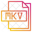 Mkv File Format Type Icon