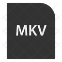 Mkv File Extension Icon