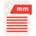 Mm File Icon