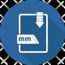 Mm file Icon