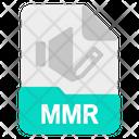 Mmr file Icon