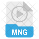 MNG file Icon