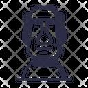 Moai Icon