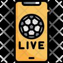 Mobie Live Icon