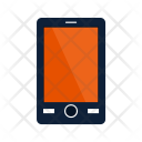 Mobile Communication Device Icon