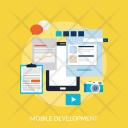 Mobile Development Computer Icon