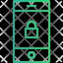 Mobile Locked Antivirus Icon