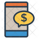 Mobile Payment Onlinepeyment Icon