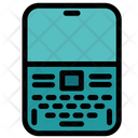 Mobile Cell Smart Phone Icon