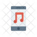 Mobile Device Melody Icon