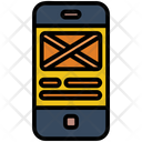 Mobile Protyping Smartphone Icon