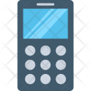 Mobile Cellular Communication Icon