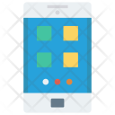 Mobile Application Phone Icon