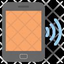 Mobile Phone Telecommunication Icon