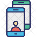 Mobile Video Call Video Chat Icon