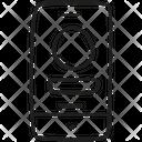 Mobile Profile Smartphone Icon