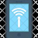 Mobile Mobile Wifi Smartphone Icon