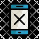 Error Phone Mobile Icon