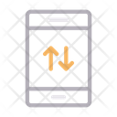 Mobile Data Connection Icon