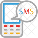 Sms Mobile Text Icon